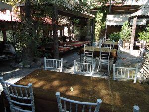 رستوران آویشن لواسان