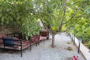باغ رستوران شاخه نبات فشم